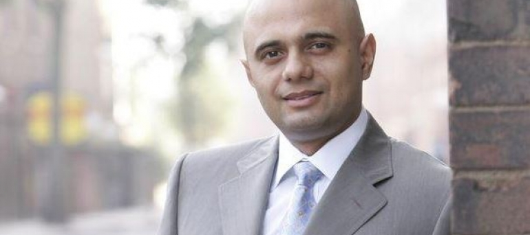 Sajid Javid Midlands Engine